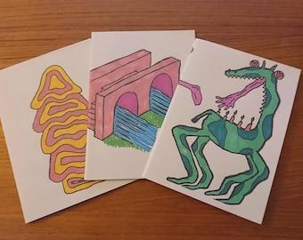 Doodle Zines Bundle
