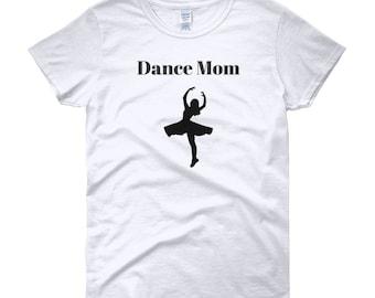 Dance Mom Women's short sleeve t-shirt