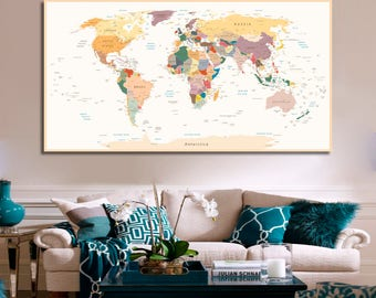 Travel map etsy gumiabroncs Images