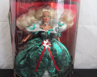 BARBIE: 1995 Happy Holidays Special Edition