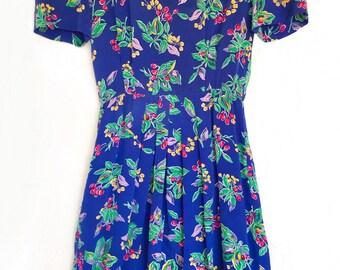 Vintage Liz Claiborne 80's dress