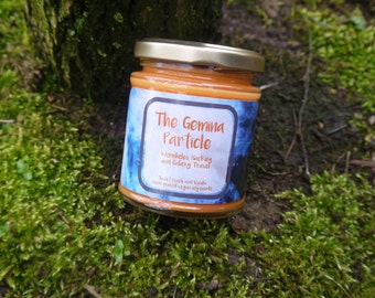 The Gemina Particle | 7oz Jar | Illuminae and Gemina Scented Soy Wax Candle