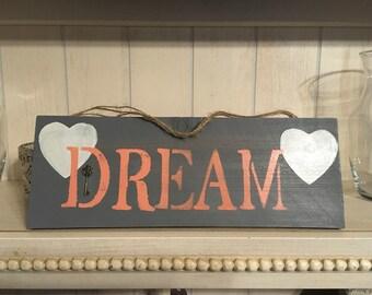 Wood Sign, Home decor