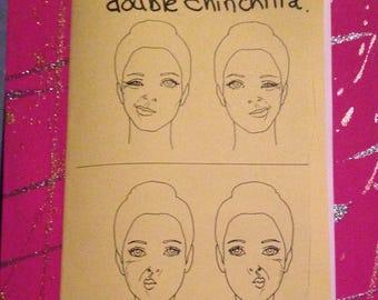 Double Chinchilla Art Zine #30