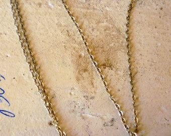 Boho Layering Charm Necklace Angel Wing