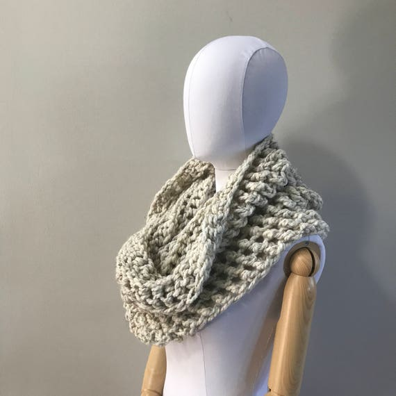 Infinity Cowl Scarf | style #1034