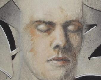 Portrait study (2704)