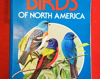 Golden Books Guide to Birds of North America