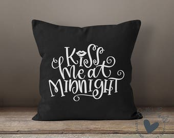 New Years Eve SVG | Kiss Me At Midnight | New Years Shirt SVG | Holiday Cricut svg | New Years Party svg | New Year SVG | Holiday svg