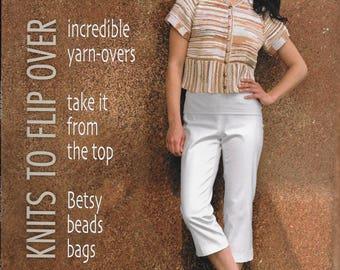 Knitter's, Summer 2007, issue K87, knitting patterns for summer