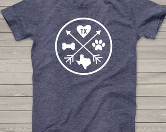 Hurricane Harvey Relief T-shirts Fundraiser Save the Animals TXS-004v
