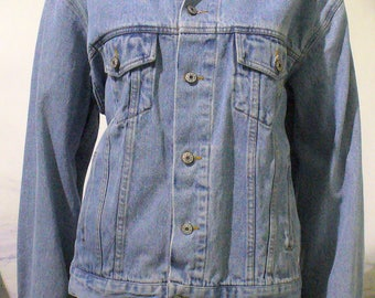 Haggar Denim Jacket