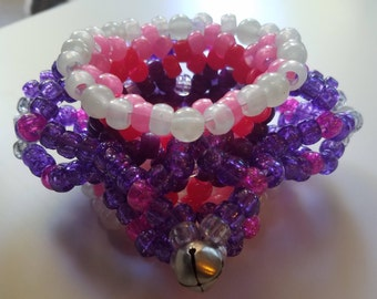 Purple pink and glow in the dark ON SALE 50% OFF