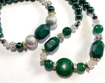 Mulan Disney Inspired Necklace & Bracelet