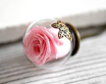 True Rose Necklace Summer III