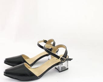 Adele Pointed Heeled Sandals Mary Janes (Handmade to Order)