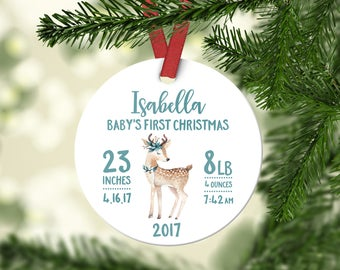 Personalized christmas ornament  Etsy