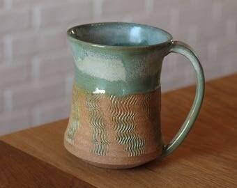 Mossy River Mug