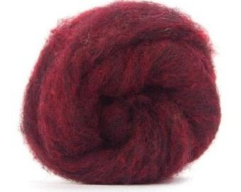 Corriedale Bulky Wool Roving - Whirlpool - 4 ounces