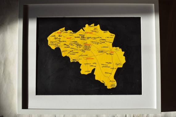 Belgium beer map like this item gumiabroncs Gallery