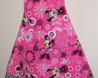 Minnie Pink Children's Apron