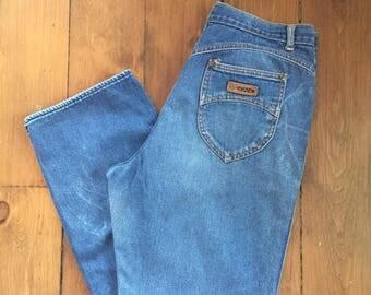 Vintage 90's High Waisted Gitano Jeans