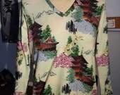 Kaylee Frye Screen Accurate Cherry Tree Pagoda Firefly Shirt