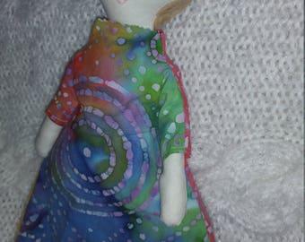 Rag Doll Jess Brown Likeness Handmade OOAK Angela