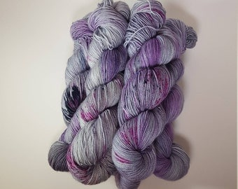 JACARANDA Fancy Monkey High Twist MCN Sock