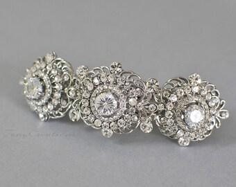 Barrettes Hair accessories,Wedding hair comb,Crystal hair jewelry,Bridal hair comb,Wedding hair piece,Bridal comb,Wedding hair clip,Bridal