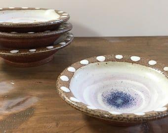 Set of 4 Prep Bowls - Handmade pottery