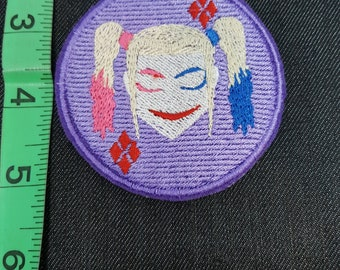 DC Harley Quinn Suicide Squad Iron/Sew on Patch