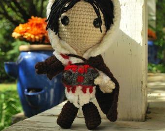 Crochet Ezio
