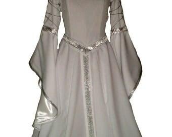 "Medieval wedding dress ""Sonia"" medieval wedding dress."