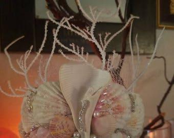 Mermaid Crown Tiara