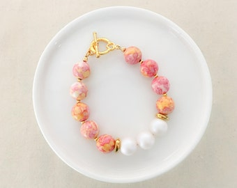 LIMITED EDITION - Layering Bracelet in Summer Glow -  Summer Collection
