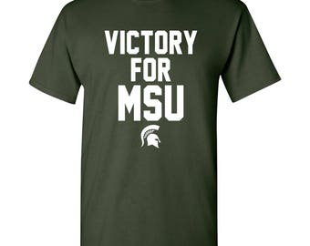 Michigan State Spartans Fight Song - Forest