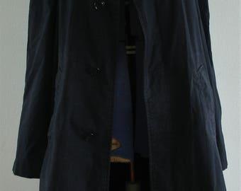 1960's US Navy Issued Over Coat/Rain Coat