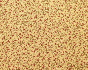 Autumn Fare by Thimbleberries for RJR Fabric 5684, 1 yard, C242T.