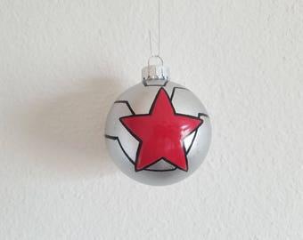 Winter Soldier Ornament
