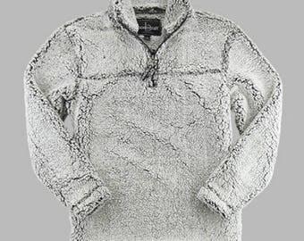 Adult Frosty Grey Sherpa
