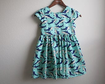 We Heart Sharks Dress