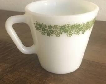 Pyrex Crazy Daisy Mug