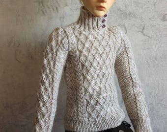Sweater for 70 cm BJD (Spitidoll Proud 1-st body)