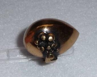 Ring. Jorma Laine (Finland). Bronze. Vintage.