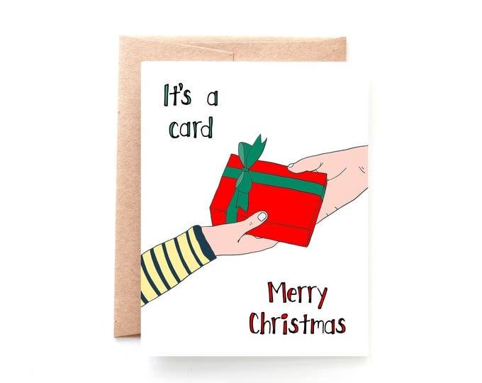 Its a Card