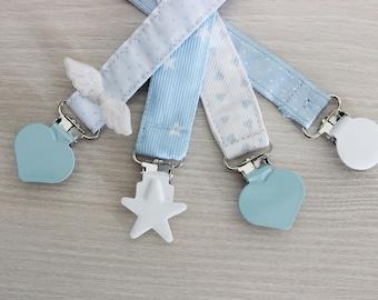 Baby boy gift set, Pacifier Clip boy, Baby boy gift, Pacifier holder, Baby pacifier clip, Baby Boy pacifier, Paci Clip