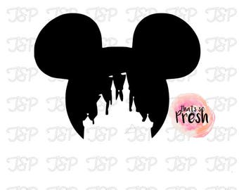 Mickey Mouse Decal Etsy - Disney custom vinyl stickers