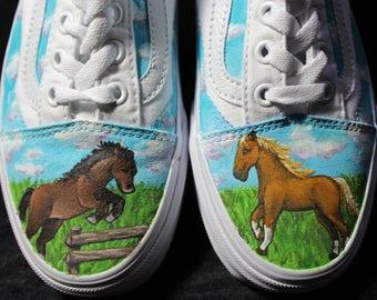 Custom Horse shoes