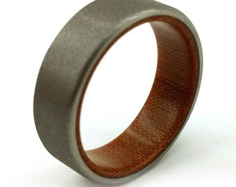 Micarta Ring, Gun Scale Ring, Handmade Ring, Etsy Ring, Google Jewely, Google Ring, Reddit Jewely, Reddit Ring, Different Wooden Ring, GJG